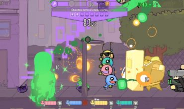 Alien Hominid Invasion gets a dizzying gameplay trailer