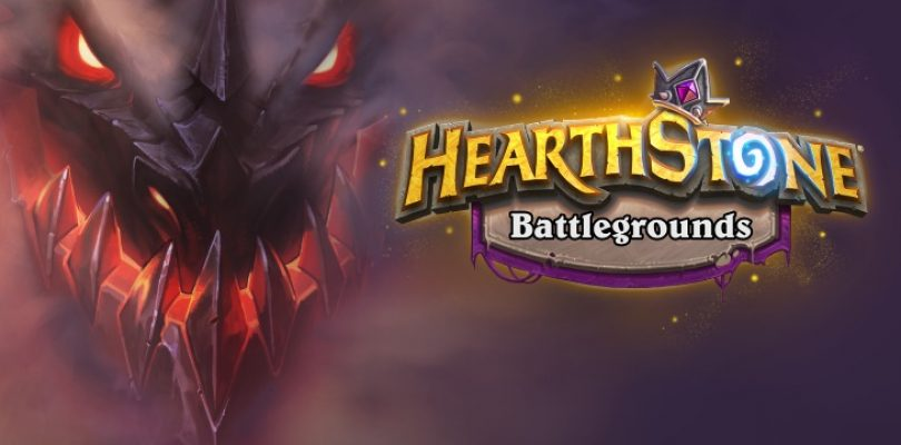 Hearthstone Battlegrounds is about to be invaded by dragons