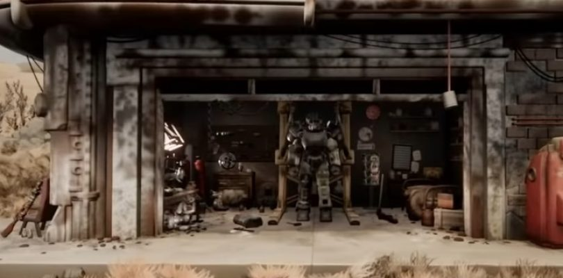 Fallout 4 gets an impressive remake in Dreams