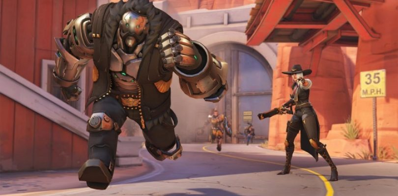Overwatch's experimental card goes live today