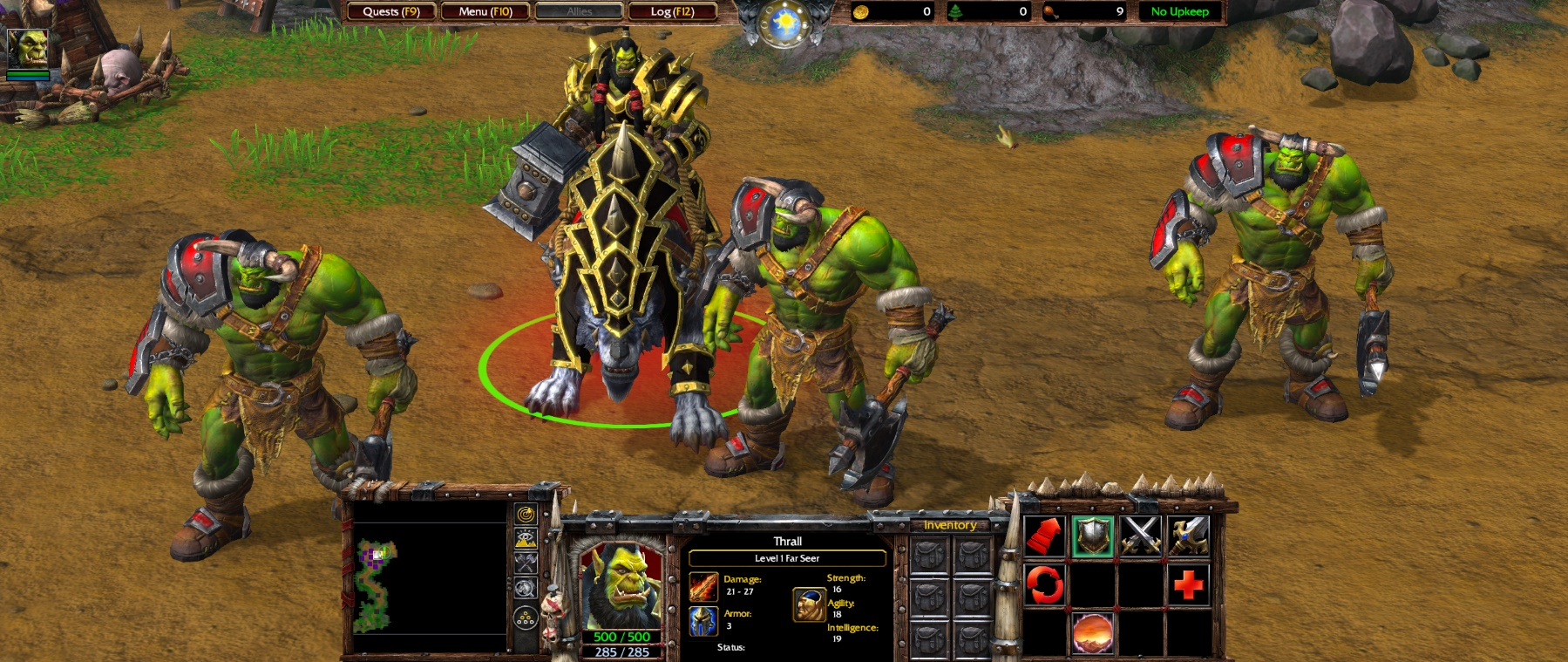 Review Warcraft Iii Reforged Pc Sa Gamer
