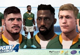 Rugby World Cup champs are looking the part in Rugby Challenge 4