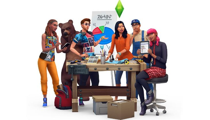 Sims 4 Community Vote – CAS Results are in!