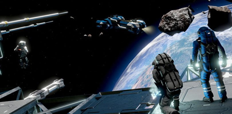 Space Engineers will arrive on Xbox One in April