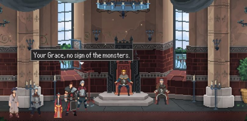 Yes, Your Grace hits Steam next month