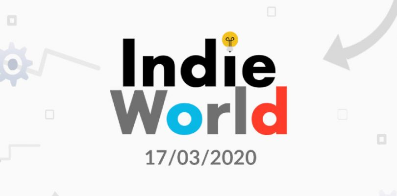 Nintendo announces IndieWorld Livestream for later today