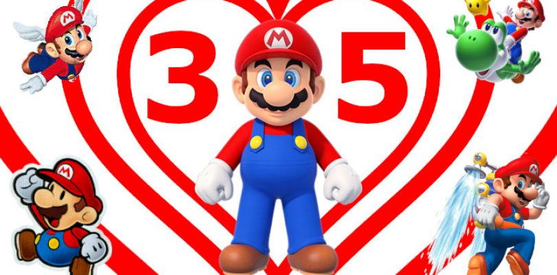 Rumour: Mario's 35th anniversary may see several classic 3D titles coming to the Switch