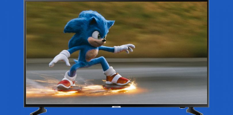 Don't worry if you missed Sonic at theatres – he may be sliding onto TV screens soon