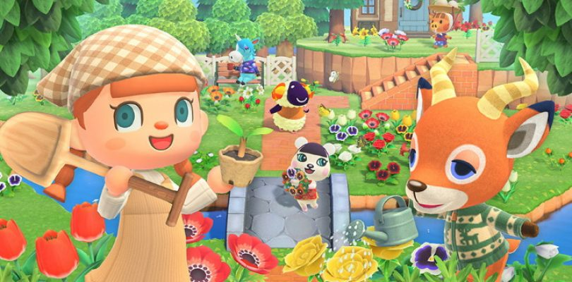 Oxford University study finds increased wellbeing after playing Animal Crossing