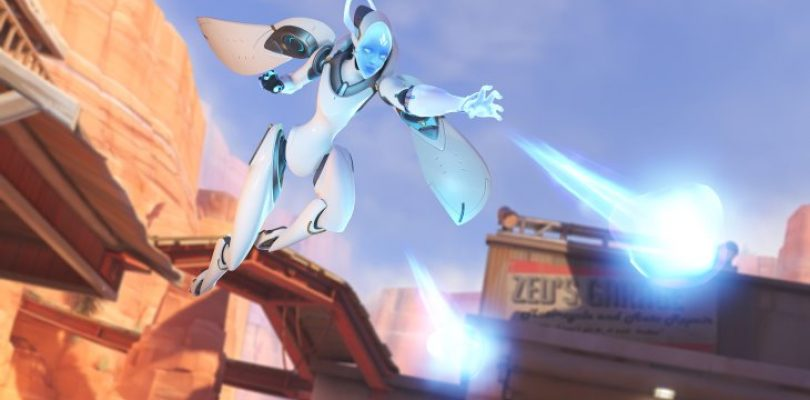 Overwatch's Echo can turn into a copy of any enemy hero
