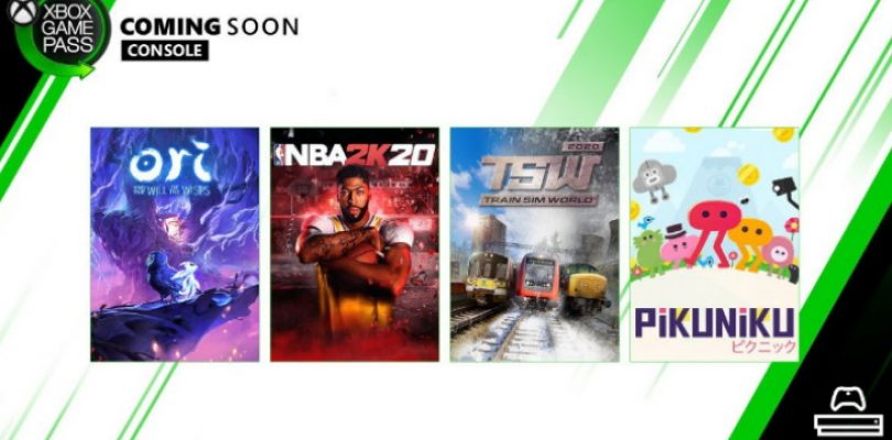 Xbox Game Pass for March is full of wisps and trains