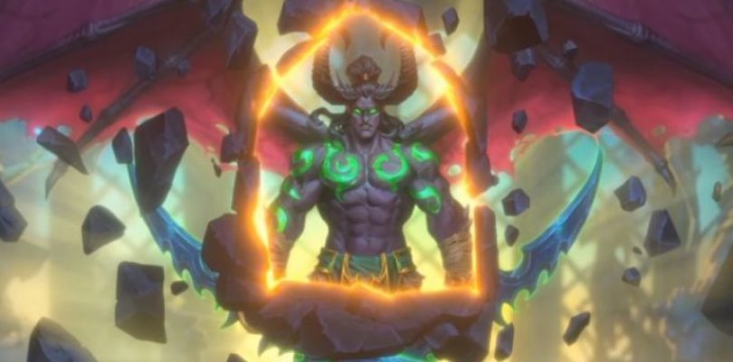 Hearthstone heads off-world in next expansion, Ashes of Outland
