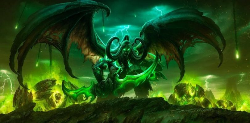 Hearthstone gets its first new class as Illidan Stormrage arrives in a swirl of blades and fury