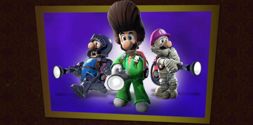 Luigi's Mansion 3 Multiplayer DLC now available