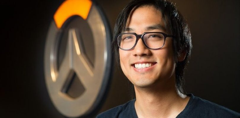 Overwatch's lead writer Michael Chu leaves Blizzard