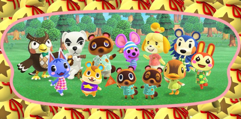 Animal Crossing broke the single-month digital sales record in March!