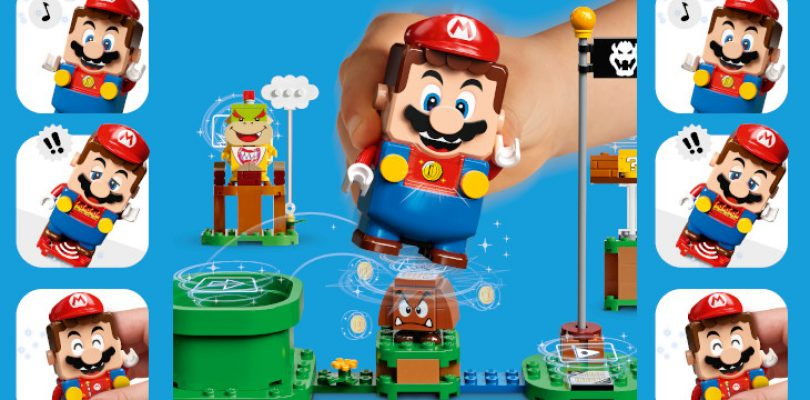More LEGO Super Mario details including August launch & accompanying app