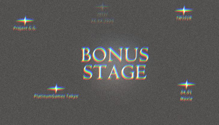 After Platinum's April Fools falls flat – there's now a 'Bonus Stage' appearing on their site…
