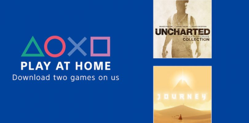Sony wants us to stay safe with the Play At Home Initiative