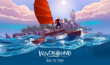 Brave the storm and survive in Windbound
