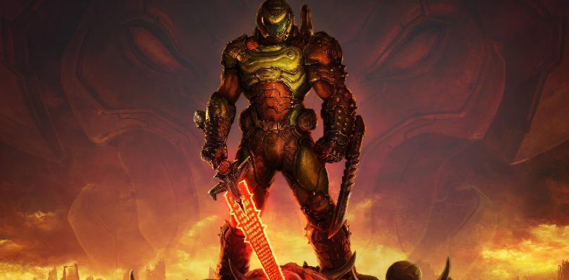Doom Eternal is removing its problematic Denuvo anti-cheat system