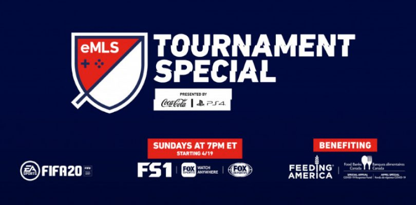 MLS is holding a special FIFA 20 tournament due to league suspension