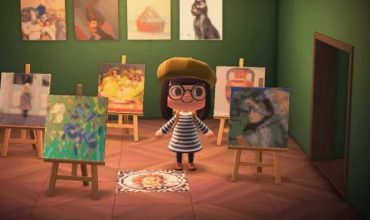 Improve your Animal Crossing: New Horizons house with artworks from Getty Museum