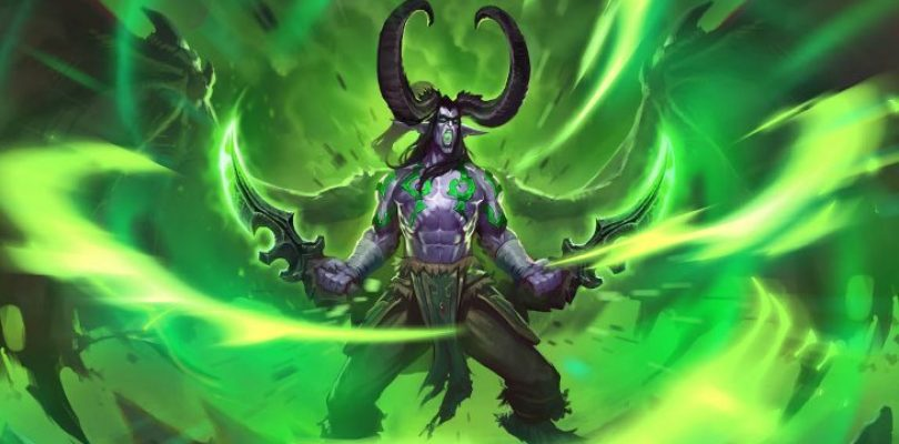 Hearthstone is already nerfing Illidan one day after release