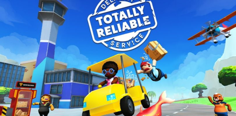 Totally Reliable Delivery Service is an Epic Games Store exclusive and it's free right now
