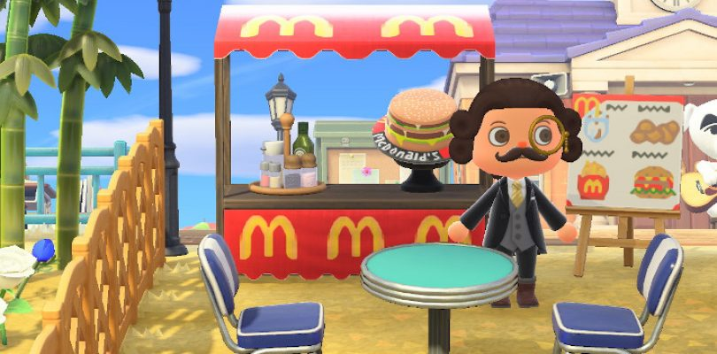 Players recreate their favourite real life spots in Animal Crossing New Horizons