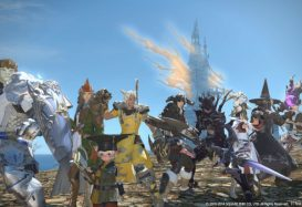 Final Fantasy XIV Online is free to play for a limited time on PS4