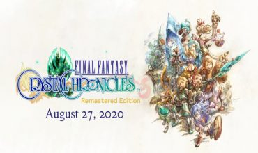 Final Fantasy Crystal Chronicles Remastered set for August