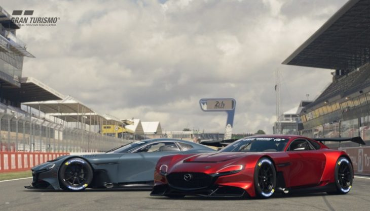 Mazda turns 100, here's a car in GT Sport to celebrate. And a competition!