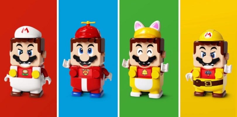 LEGO Super Mario will have Power-Ups