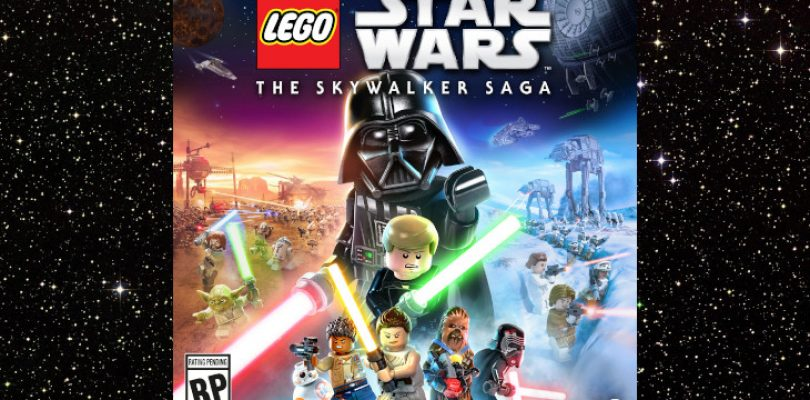 LEGO Star Wars The Skywalker Saga is looking pretty and sounding epic