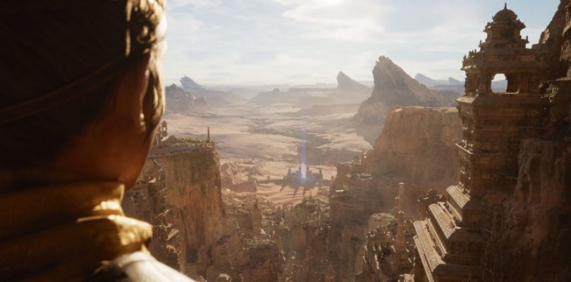 Unreal Engine 5 revealed with astonishing PS5 Demo