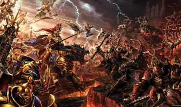 An RTS based on Warhammer Age of Sigmar is on the way