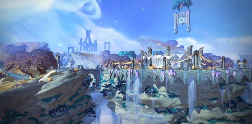 A deep dive into Bastion, the Shadowlands realm of selflessness and greater purpose