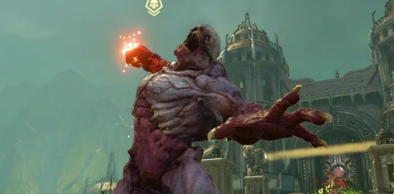 Doom Eternal update adds player-hunting Empowered Demons