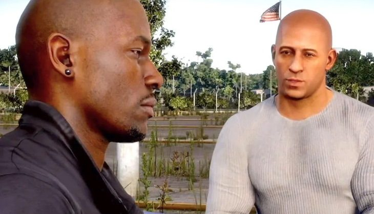 New Fast and Furious game gets a trailer and it's looking rough