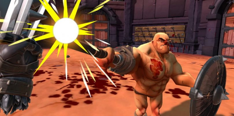 Violent power fantasy Gorn is coming to PSVR