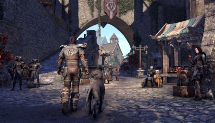 We toured the Dark Heart of Skyrim with the devs