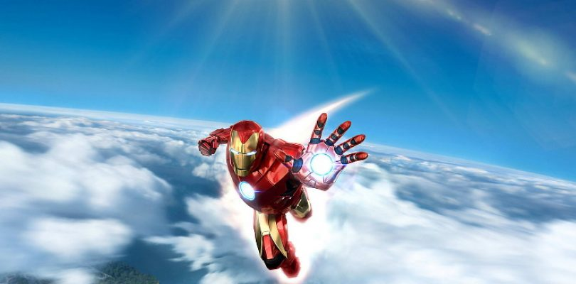 Iron Man VR gets an action packed trailer ahead of launch
