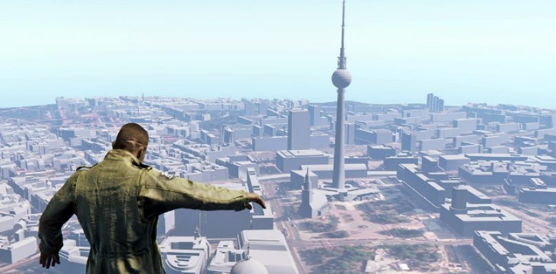 Mafia III: Definitive Edition has a hidden map of Berlin from a cancelled project