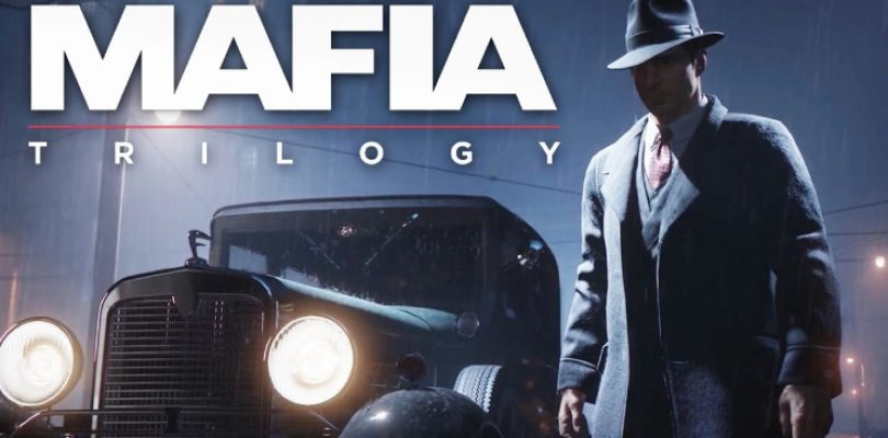 The remastered Mafia Trilogy has officially been announced