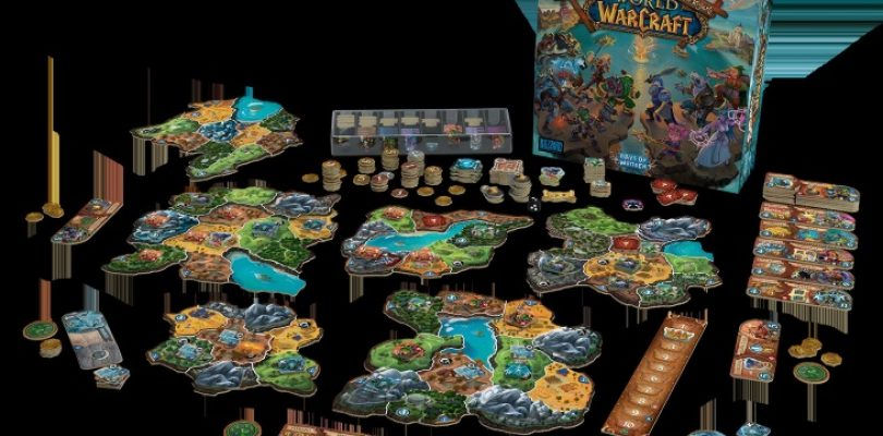 Small World of Warcraft boardgame looks like a perfect pairing