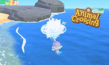 Swimming coming to Animal Crossing: New Horizons in free Summer update