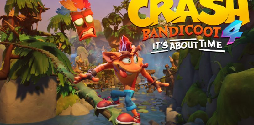 Crash Bandicoot 4: It's About Time Reveal details