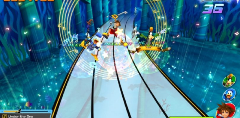 Kingdom Hearts Melody of Memory looks like the 'Theatrhythm' we have been waiting for