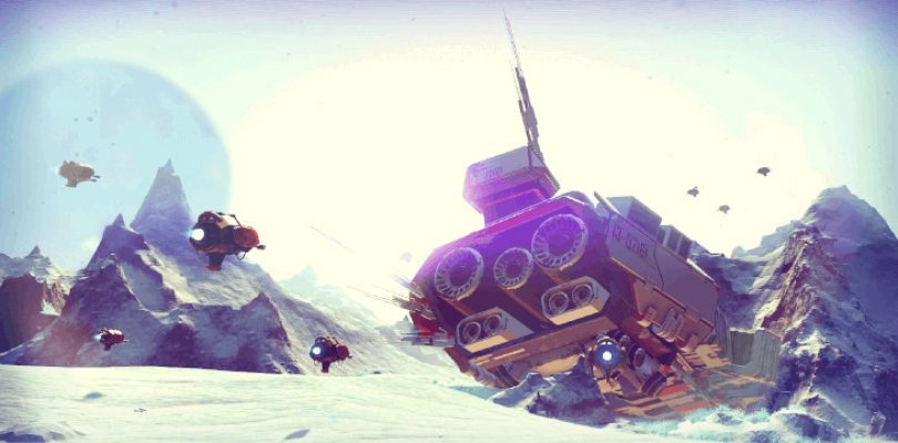 PS4, Xbox and PC crossplay in No Man's Sky available now!